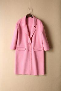 Dámske kabáty v rôznych farbách