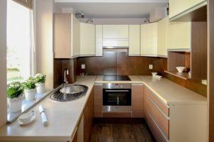 Kuchyne na mieru Bratislava s množstvom úložného priestoru