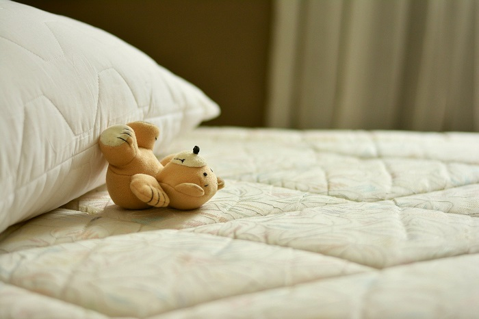 Pohodlie na sklápacej posteli